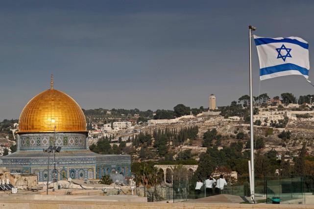 Toute reconnaissance de Jérusalem comme capitale d'Israël serait... (ARCHIVES AFP)