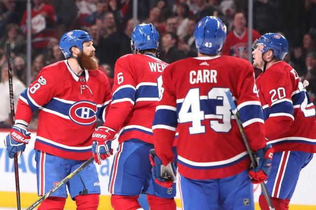 Le Canadien est à la recherche ce soir... (PHOTO REUTERS)