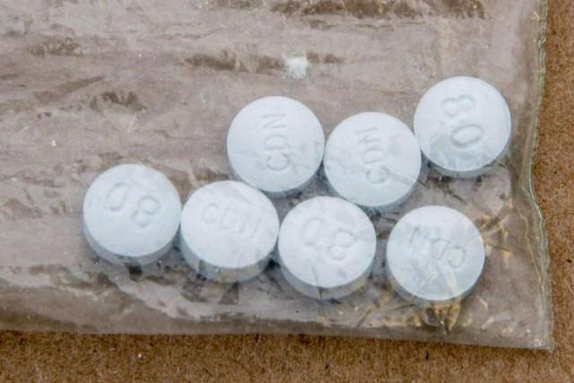 Il y a eu 50 surdoses aux opioïdes... (photo archives la presse canadienne)