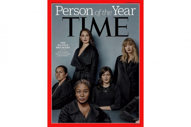 Le magazine Time a décerné mercredi le titre de «Personnalité de...