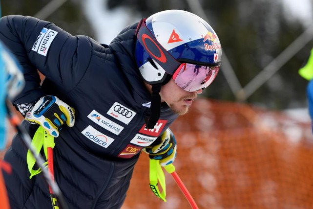 Erik Guay... (PhotoEric Bolte, USA TODAY Sports)