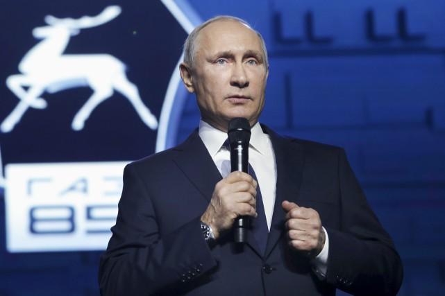 «Sans le moindre doute, nous n'allons opposer aucun... (Photo Mikhail Klimentyev, AP)
