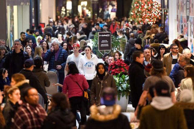 Les consommateurs ont eu de nombreuses raisons de... (PhotoJustin Tang, archives La Presse Canadienne)