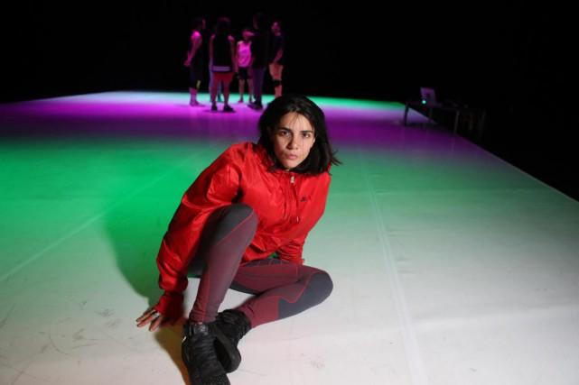 Dès ce soir,Clara Furey présentera sa toute première... (Photo Martin Chamberland, La Presse)
