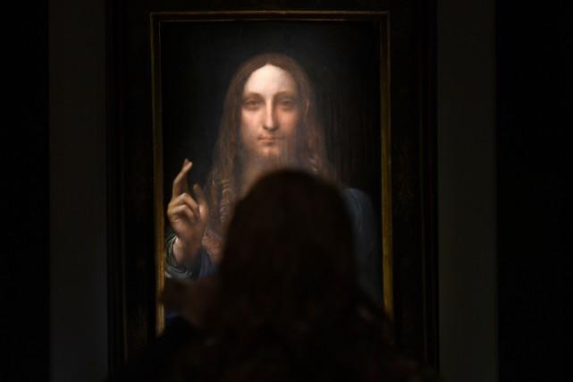 Christie's avait organisé à la mi-novembre à New... (ARCHIVES AFP)