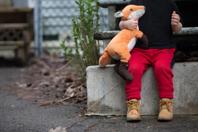 «Dans deux cas, on a dû retirer l'enfant... (Photo Olivier Jean, Archives La Presse)
