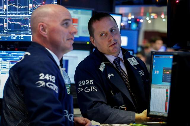 Une reprise généralisée a aidé la Bourse de Toronto à clôturer en hausse,... (Photo REUTERS)