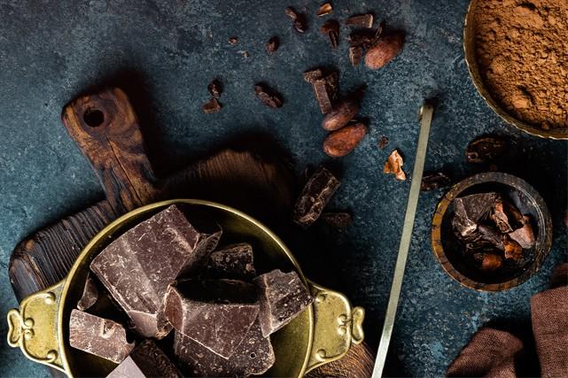 1. Plus un chocolat est noir, moins il contient de sucre