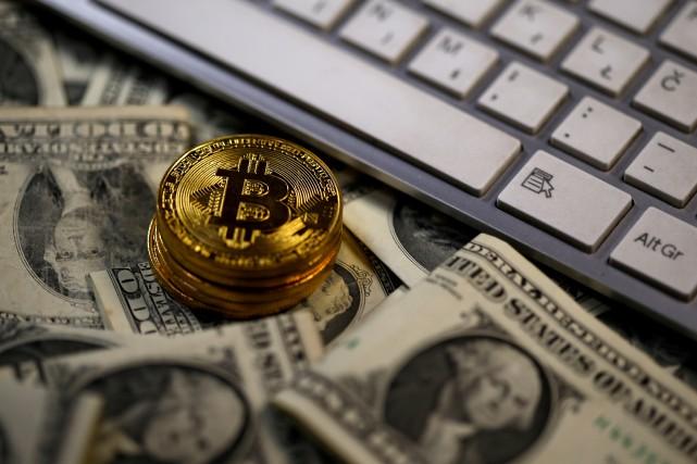La valeur du bitcoin a été multipliée par... (REUTERS)