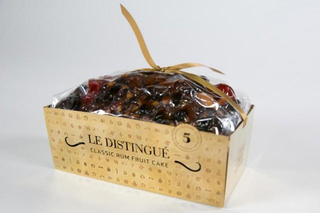 Les gâteaux ont été préservés soigneusement, badigeonnés régulièrement... (Photo François Roy, La Presse)