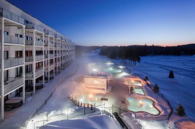L'Estérel Resort est l'endroit parfait pour prendre une... (Photo fournie par Estérel Resort)