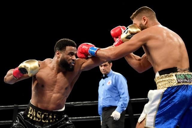 À la suite de cette victoire, Pascal (à... (Photo USA TODAY Sports)