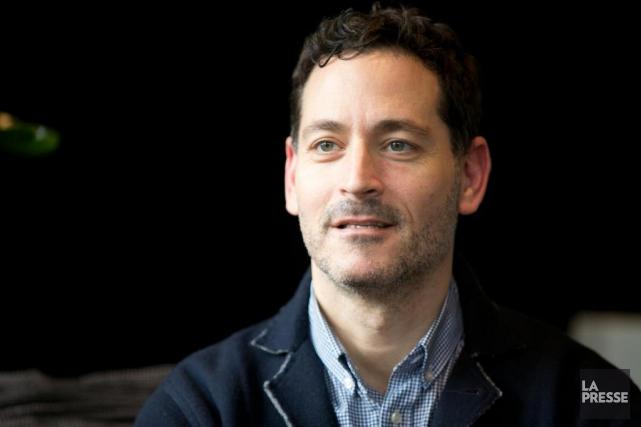 Dan Bilefsky semble avoir développé un flair pour... (Photo François Roy, La Presse)