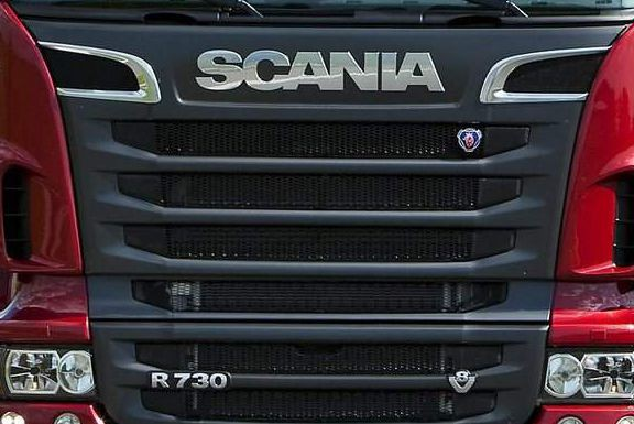 Scania clame son innocence et ne veut pas... (Photo: Scania)