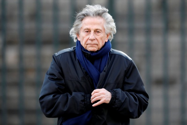Roman Polanski a été expulsé de l'Académie des... (PHOTO ARCHIVES REUTERS)