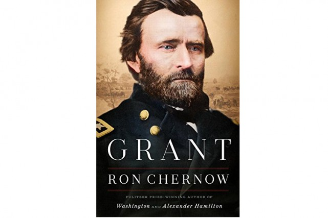 Grant de Ron Chernow... (PHOTO FOURNIE PAR LA MAISON D'ÉDITION)