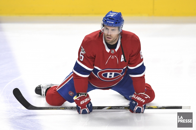 Shea Weber et la direction du Canadien se sont... (Photo Bernard Brault, archives La Presse)
