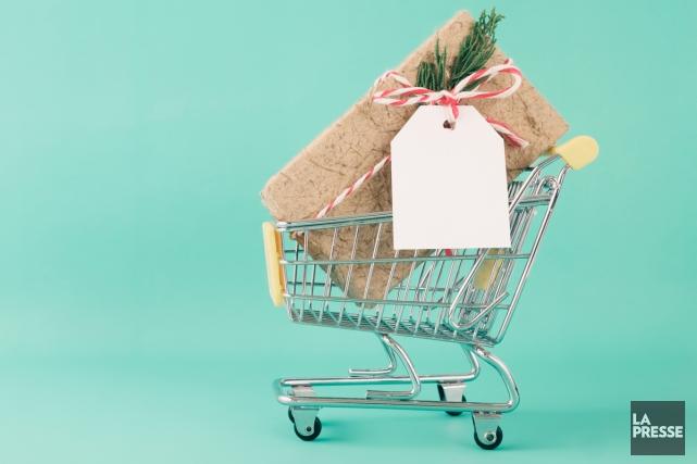 Il ne faut pas se leurrer (ou espérer un miracle):Noël, ça coûte cher. Y... (Photomontage La Presse)