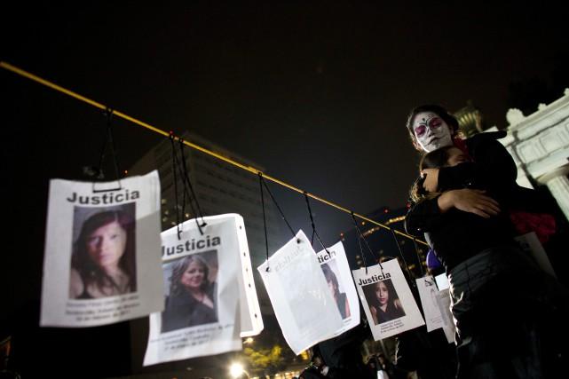 Cinq États du Mexique ont enregistré à eux... (PHOTO AP)