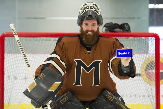 L'application a été créée par Mark Manning (photo),... (THE CANADIAN PRESS)