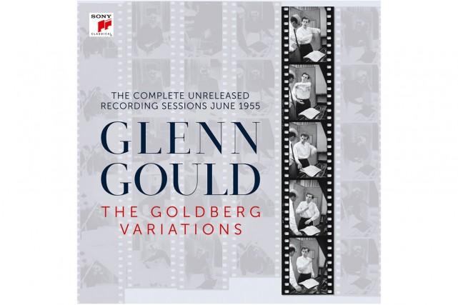 Cette exécution en studio desVariations Goldberg BWV 988par Glenn... (Image fournie par Sony Classical)