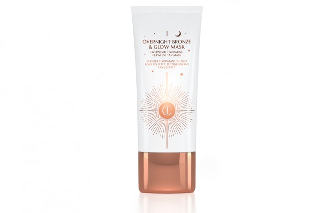 Masque hydratant de nuit Overnight Bronze & Glow... (Photo fournie par le fabricant)