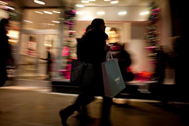 Que ce soit pour les achats en ligne... (PHOTO FRANÇOIS ROY, ARCHIVES LA PRESSE)