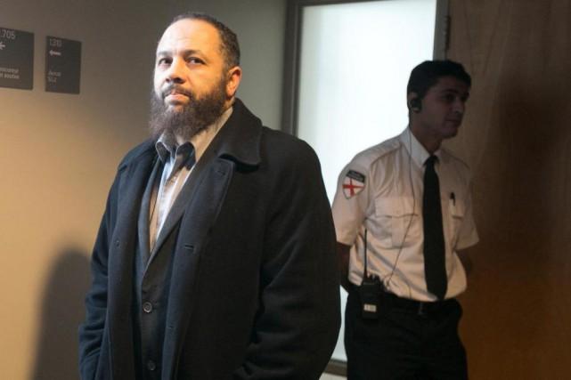 La GRC a admis pendant le procès de... (PHOTO FRANÇOIS ROY, ARCHIVES LA PRESSE)