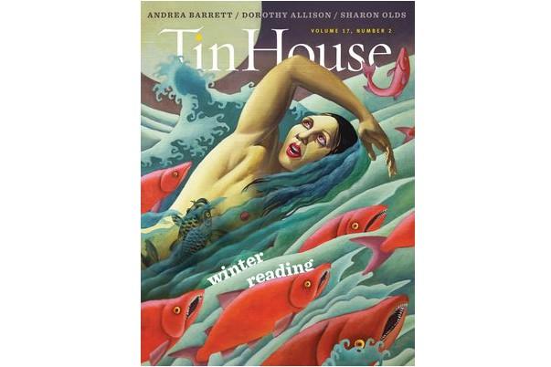 Tin House, 65,56$ pour un an (4 numéros)... (Image fournie par l'éditeur)