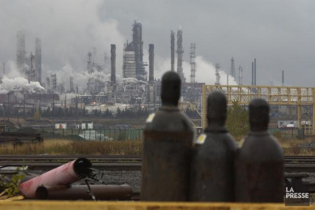 Le changement climatique pourrait quasiment tripler le nombre de demandeurs... (Photo d'archives)