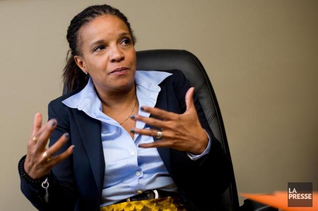 TamaraThermitus, présidente de la Commission des droits de... (PHOTO SARAHMONGEAU-BIRKETT, ARCHIVES LA PRESSE)