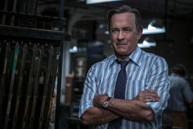 Tom Hanks incarne l'ancien rédacteur en chef du Washington... (photo Niko Tavernise, fournie par 20th Century Fox)