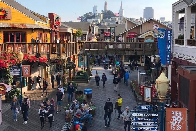 nouvel ordre mondial | Attentat déjoué à San Francisco: le suspect piégé par le FBI