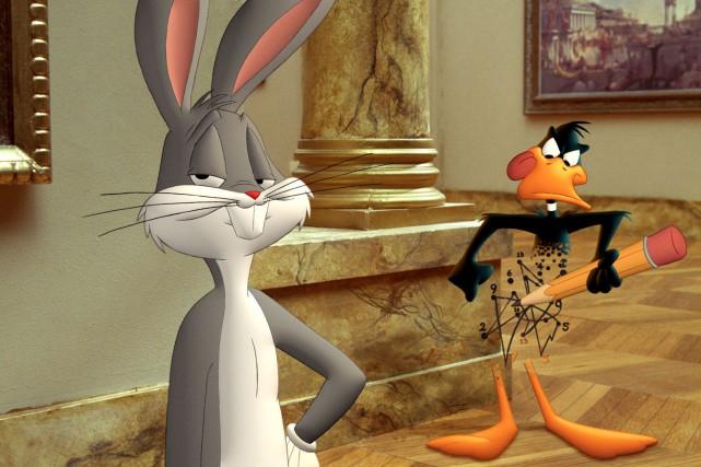 Après avoir travaillé au studio de Walt Disney,... (Illustration Warner Bros)