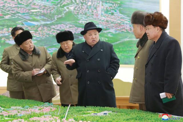 La Corée du Nord justifie la poursuite de... (PHOTO ARCHIVES REUTERS)