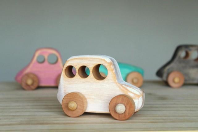 L'Atelier Saint-Cerf propose des produits entièrement faits à... (Photo fournie par l'Atelier Saint-Cerf)