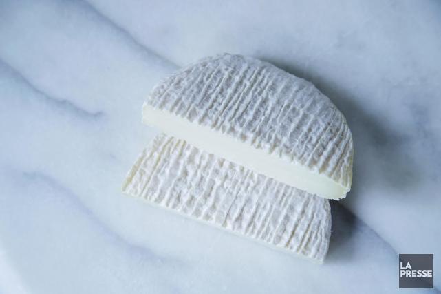 Le fromage Chèvre à ma manière... (PHOTO ALAIN ROBERGE, LA PRESSE)