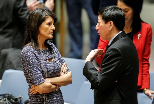 Ces derniers mois, l'administration américaine s'est montrée plutôt... (PHOTO AFP)