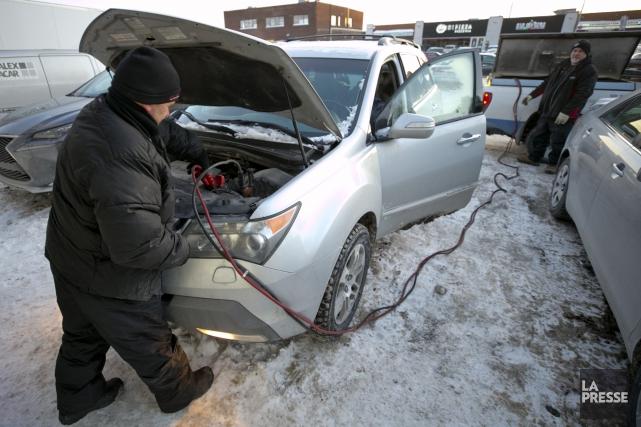 Fait inusité, CAA-Québec a publié un avis indiquant... (PHOTO DAVID BOILY, LA PRESSE)