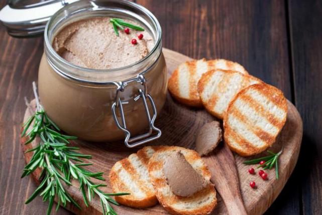 Terrines, pâtés, rillettes ou encore foie gras sont... (Photo Thinkstock)