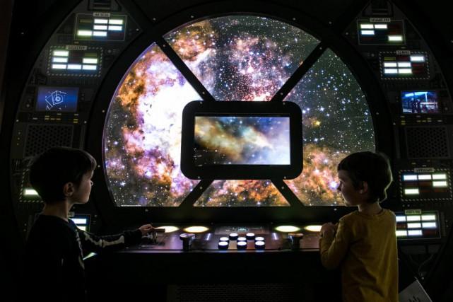 Le Musée des sciences et de la technologie... (Photo Martin Tremblay, La Presse)