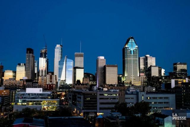 Environ 850 000 Montréalais ont déclaré parler au... (Photo Archives La Presse)