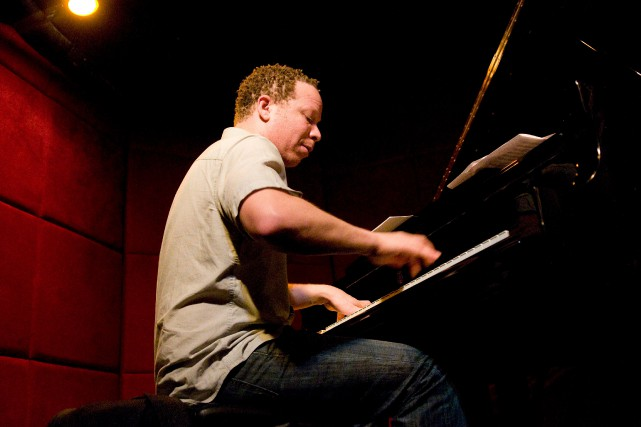 Craig Taborn... (Photo archives NYT)