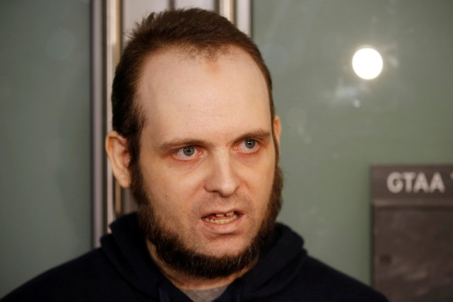Le Canadien Joshua Boyle avait été relâché en octobre... (Photo Mark Blinch, archives Reuters)