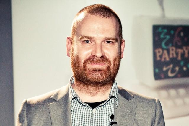 Le président de Vice Media,Andrew Creighton.... (Photo Vice Media)