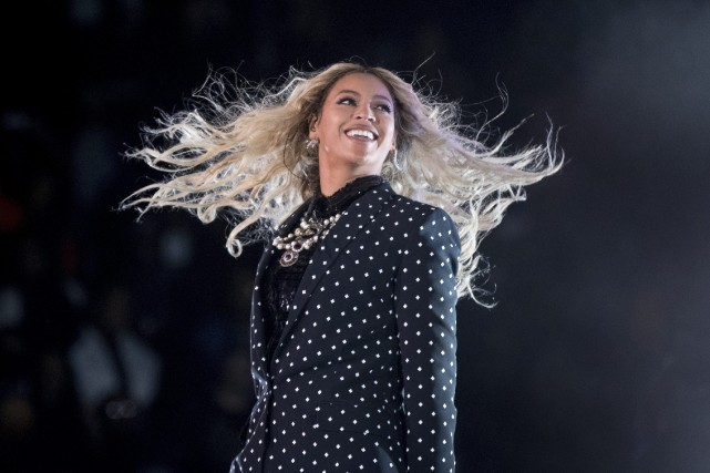 Beyoncé... (Photo Andrew Harnik, archives AP)