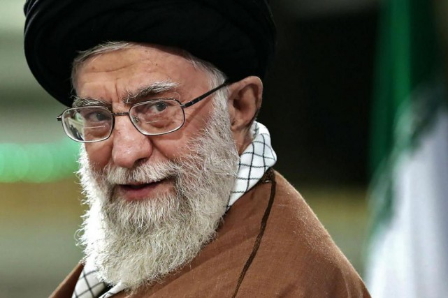L'ayatollah iranien Ali Khamenei est devenu le «guide... (Photo Agence France-Presse)