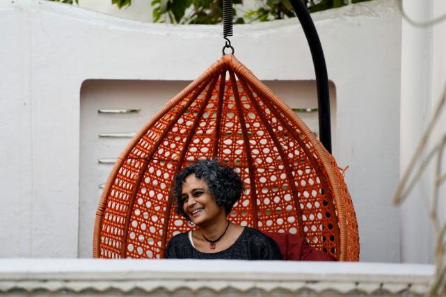 Arundhati Roy... (AFP)