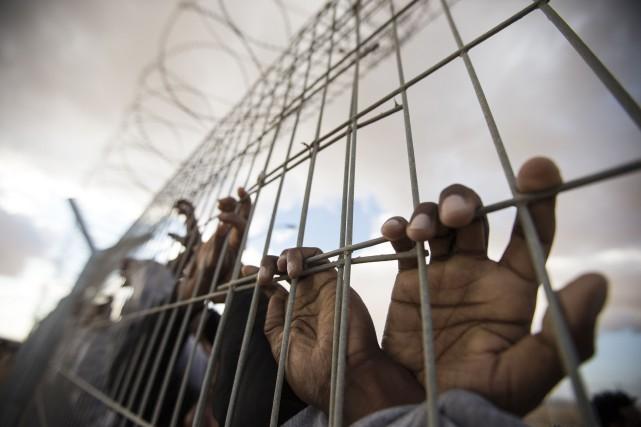 Selon les chiffres du ministère de l'Intérieur, 38... (PHOTO AFP)