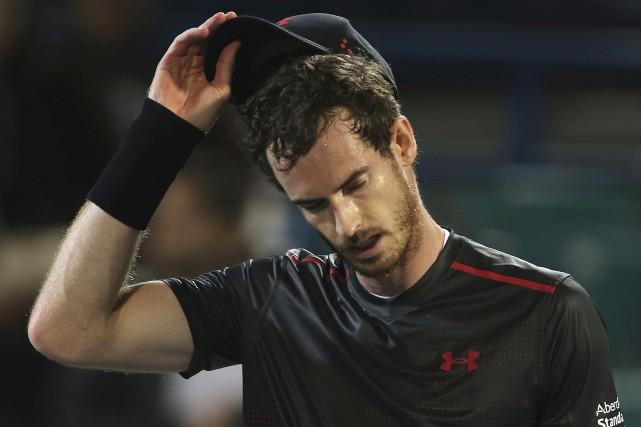 Andy Murray déclare forfait pour l'Open d'Australie